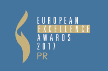 Vi är nominerade i European Excellence Awards 2017